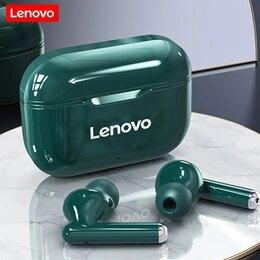 Наушники и Bluetooth-гарнитуры - Беспроводные наушники Lenovo LivePods, 0