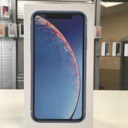 Мобильные телефоны - iPhone Xr 64gb blue (A2105) Ростест, 0