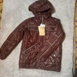 Куртки и пуховики - Куртка для мальчика демисизонная размер 128, 0