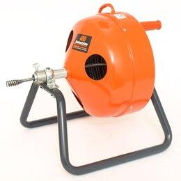 Инструменты для прочистки труб - Ручная прочистная машинка для труб 40 -150 мм…, 0