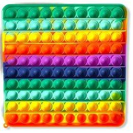 Игрушки-антистресс - Pop it Антистресс прямоугольник, 0