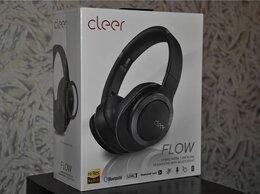 Наушники и Bluetooth-гарнитуры - Cleer Flow Black (новые, запечатанные), 0