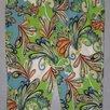 Свободные летние брюки яркой расцветки, р.46-48 по цене 400₽ - Брюки, фото 4