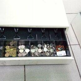Торговое оборудование для касс - Денежный ящик для кассы, 0