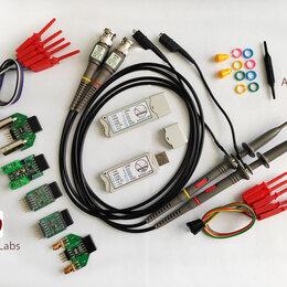 Измерительные инструменты и приборы - Осциллограф DOmini PRO c 2 щупами P6100, 0
