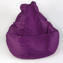 Кресла-мешки - Кресло мешок груша XXL премиум Велюровое, 0