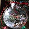 Шар 350мм (прозрачный) по цене 1900₽ - Новогодний декор и аксессуары, фото 1