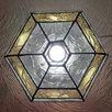 Сферический шестигранный ночник из витражного стекла. по цене 11000₽ - Ночники и декоративные светильники, фото 2