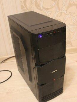 Настольные компьютеры - Быстрый i3 lga1151 8gb ddr4 gtx1050ti zalman, 0