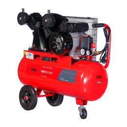 Воздушные компрессоры - Компрессор масляный Fubag VCF/50 CM3 45681465, 0