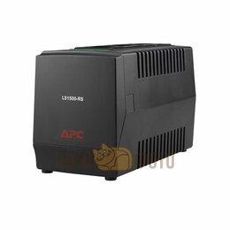Стабилизаторы напряжения - Стабилизатор напряжения APC Line-R LS1500-RS, 0