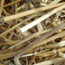 Товары для сельскохозяйственных животных - солома, 0