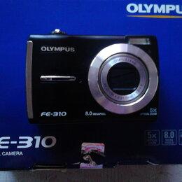 Фотоаппараты - фотоаппарат Олимпус FE-310, 0