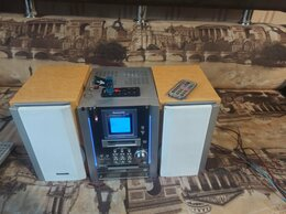 Музыкальные центры,  магнитофоны, магнитолы - Bluetooth USB mp3 microSD wma FLAC AUX Panasonic…, 0