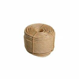 Веревки и шнуры - Джутовый канат (62 м), 0