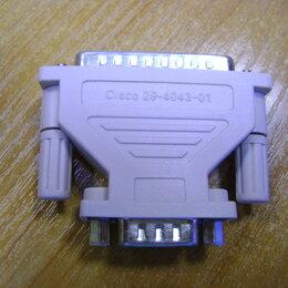 Компьютерные кабели, разъемы, переходники - Переходник  DB9<->DB25 MM QQ, 0