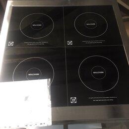 Промышленные плиты - Плита индукционная ПИ 4, 4-х комфорочная, 3,5 кВт, 0