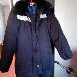 Одежда - зимняя рабочая одежда. куртка и брюки. куртка женская , размер 48/2., 0