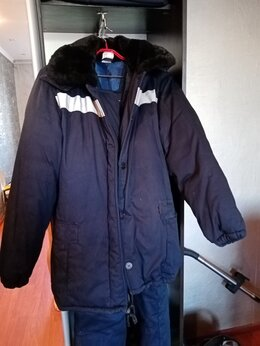 Одежда - зимняя рабочая одежда. куртка и брюки. куртка…, 0
