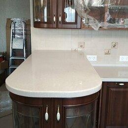 Мебель для кухни - Столешница с барной стойкой из искусственного…, 0