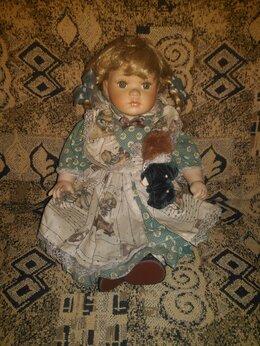 Куклы и пупсы - Фарфоровая музыкальная кукла, 0