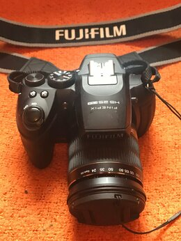 Фотоаппараты - FUJFILM FINEPIX HS25EXP, 0