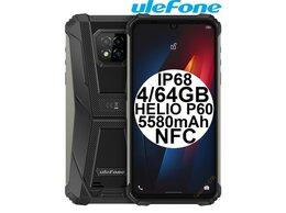 Мобильные телефоны - Новые Ulefone Armor 8 Black IP68 4/64GB NFC, 0