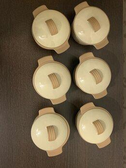 Аксессуары для готовки - горшки для запекания, 0