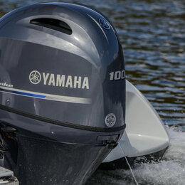 Двигатель и комплектующие  - 4Х-ТАКТНЫЙ ЛОДОЧНЫЙ МОТОР YAMAHA F100FETL, 0