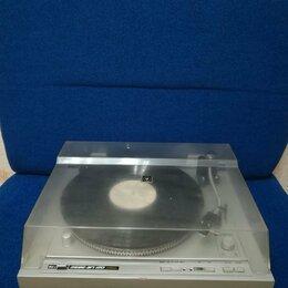 Проигрыватели виниловых дисков - Виниловый электропроигрыватель эп-120 стерео, 0