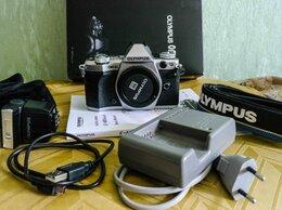 Фотоаппараты - Фотоаппарат Olympus om-d E-m5 mark II body, 0
