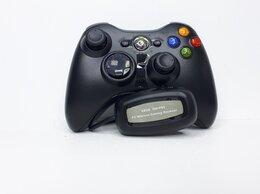 Рули, джойстики, геймпады - Геймпад Х-BOX 360 для ПК + ресивер, 0