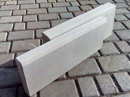 Тротуарная плитка, бордюр - Бордюр дорожный , 0