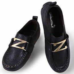 Туфли и мокасины - Мокасины на мальчика р.31, 0