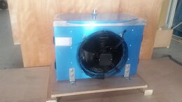 Промышленное климатическое оборудование - Воздухоохладители и шокфростеры, 0