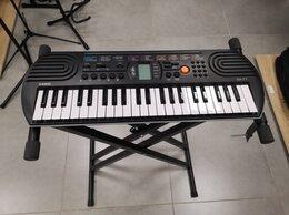 Клавишные инструменты - Новый синтезатор Casio SA-77, 0