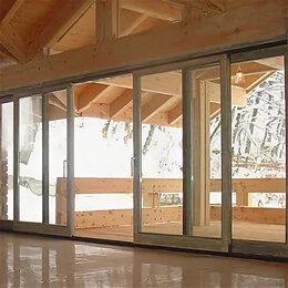 Окна - Раздвижные пластиковые двери уличные и межкомнатные. Портальные системы, 0