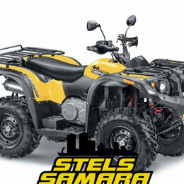 Мототехника и электровелосипеды - Квадроцикл Stels Leopard 500 YS, 0