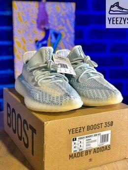 Кроссовки и кеды - Adidas Yeezy Boost 350 V2 Cloud White, 0