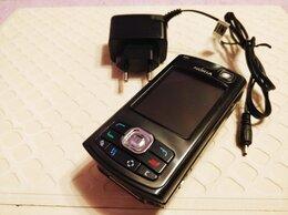 Мобильные телефоны - Nokia N80 Black связь 3G РосТест Finland, 0