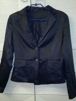 Пиджаки - Пиджак женский р. 46 в идеальном состоянии, 0