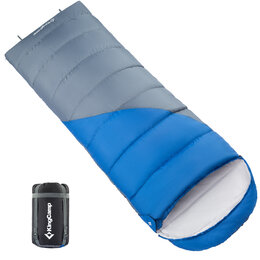 Спальные мешки - Спальный мешок KING CAMP 3212 VALLEY 250 -3С , 0
