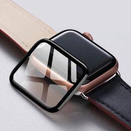 Защитные пленки и стекла - Защитное стекло Apple Watch 44 Центр, 0