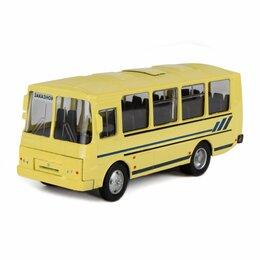 Машинки и техника - Автобус ПАЗ-32053, масштаб 1:43, металл, 0