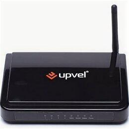 Проводные роутеры и коммутаторы - Беспроводной маршрутизатор upvel 315, 0