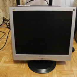 "Мониторы - ЖК монитор 17"" ViewSonic VA703m-4 , 0"