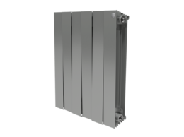 Радиаторы - Радиатор RoyalThermo PianoForte 500 Silver Satin…, 0