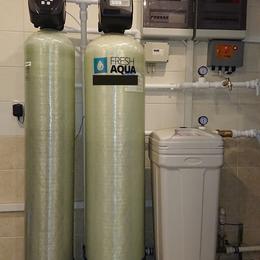 Фильтры для воды и комплектующие - Система очистки воды / Система обезжелезивания, 0