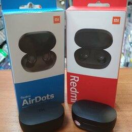 Наушники и Bluetooth-гарнитуры - Bluetooth гарнитура AirDots новые, 0