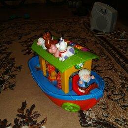 """Развивающие игрушки - Развивающая игрушка Kiddieland """"Ноев ковчег"""", 0"""